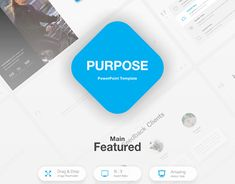 Purpose Presentation Template