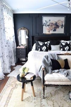 guy friendly room, bedroom decor, bedroom ideas, couples bedroom, wandeleur, home decor