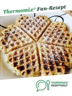 Haferflocken-Apfel-Waffeln von Popollina83. Ein Thermomix ® Rezept aus der Kategorie Backen süß auf www.rezeptwelt.de, der Thermomix ® Community.