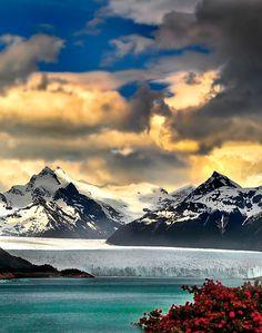Parque Nacional Los Glaciares, Patagonia, Argentina | #holidayspots4u