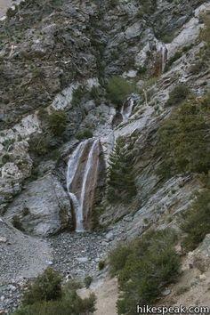 San Antonio Falls, Mt. Baldy, CA