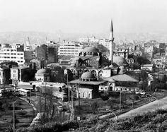 Tophane / Kılıç Ali Paşa Çamii  Eski İstanbul Fotoğraflar