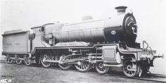 In September 1915, the Highland Railway took delivery of two new locomotives - 'River Ness' and 'River Tay'. It quickly became apparent that they were too heavy to run on much of the company's track and both engines, along with four more which had been ordered, were sold to the Caledonian Railway. Frederick Smith, the Highland's Chief Mechanical Engineer, was forced to resign over the debacle Electric Locomotive, Steam Locomotive, Steam Railway, British Rail, Old Trains, Most Beautiful Cities, Steam Engine, Mechanical Engineering, Frederick Smith