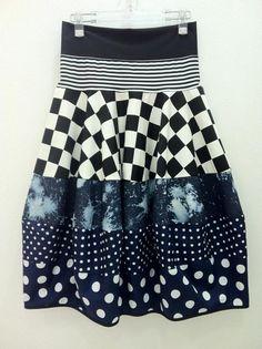 Balloon skirt 3