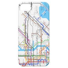 New York Subway - iPhone Case iPhone 5 Covers