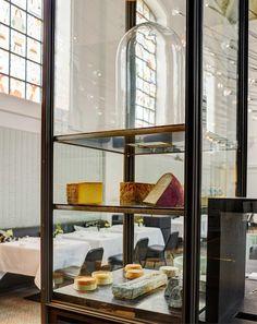 The Jane Restaurant in Antwerp, by Piet Boon.
