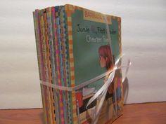 Junie B Jones Set of 10 Books By Barbara Park by CellarDeals on Etsy