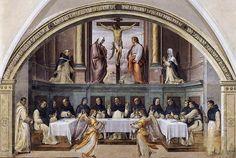 Museo San Marco: il convento domenicano e l'armonia di Beato Angelico