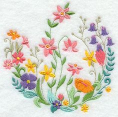 Machine Embroidery Designs at Embroidery Library! - Color Change - H6006