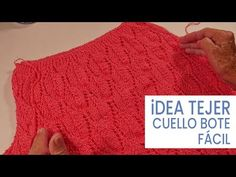 Knitting Stitches, Knitting Needles, Human Knee, Youtube Design, Hosiery, The Help, Crochet Top, Mtv, Two By Two