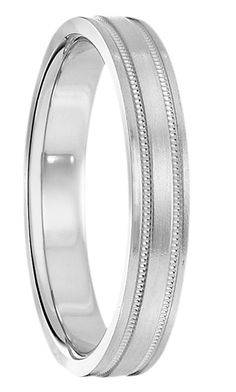 Fine Jewelry Jewelry & Watches Reasonable Sterling Silver 8mm Flat Comfort-fit Wedding Band Ring Sz-7