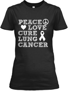 Peace. Love. Cure Lung Cancer!