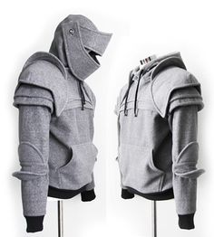 Possibly the coolest hoodie ever?!