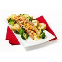 Fiche recette | Filet de porc farci aux pommes et vieux cheddar | SAQ.com