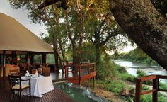 Hamiltons Tented Camp, Kruger National Park, South Africa