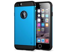 Rock Bottom Cases - iPhone 6 Dual-layer Case - Blue, 15.31$ (http://www.rockbottomcases.com/iphone-6-dual-layer-case-blue/)