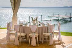 Balatoni esküvői helyszín képekben