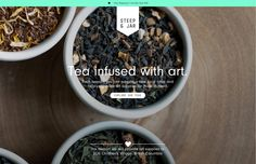 Tea infused with art. Each season, you can support a new local artist and help us provide art supplies for those in need.