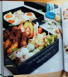 일본식 또는 서양식? 퓨전 도시락_