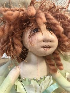 In this 3-day workshop, Charlie Patricolo teaches students techniques to design original, handmade dolls that reflect the students' unique interests and experiences. Charlie's Flying Fairy Dollmaking workshop will be hosted at Ephemera Paducah November 9-11, 2018. Register online.
