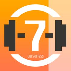Get into shape  7-minute Scientific Workout Timer - Cursorless - http://myhealthyapp.com/product/7-minute-scientific-workout-timer-cursorless-2/ #Cursorless, #Fitness, #Health, #HealthFitness, #ITunes, #Minute, #MyHealthyApp, #Scientific, #Timer, #Workout
