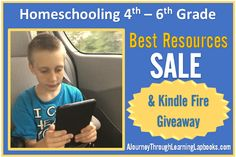 Homeschooling 4th - 6th Grade: Best Resources & Giveawa7