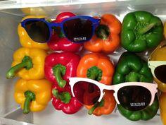 Peppers and sunglasses  Kopajos Mykonos