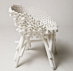 tom price: PP tube #2 chair