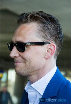 Tom Hiddleston arriving in Cannes for Only Lovers Left Alive 5/25/13