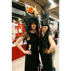 Pin for Later: Break the Internet With These Clever Costumes Eye of Sauron and Witch-King