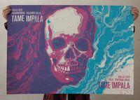 Tame Impala Poster - Falconer Salen, Copenhagen - Carlo Vivary