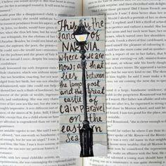Narnia Bookmark