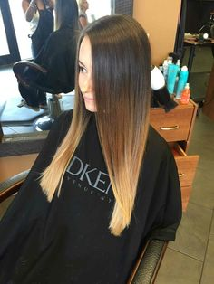 Balayage Ombre- Hair by Linda Bang