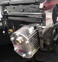 NV4500, NV5600, G56, Allison, Getrag, or any 6 bolt pto cover from 1932 to 2017. Reduce temps by 30 degrees by adding fluid capacity and aluminum.  * upper magnetic fill plug * lower temp sender/drain plug. * sight glass for fluid inspection