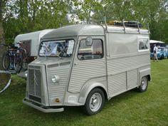 CITROËN type HY carrossé par Sapa 1977