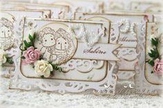 Cardville-Elizabeths Kreative sider: Tutorial: luogo di nozze carte