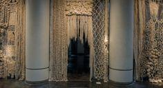 Maroc contemporain exhibition - Clémence Farrell scenography agency