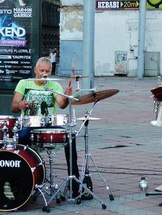 Jazz in the city centre of Riga