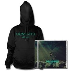 Crossfaith - Xeno CD + Pullover Bundle
