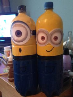New minions on the go...