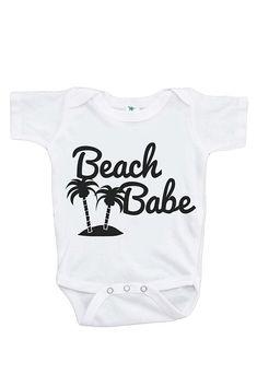 770d1928b 7 ate 9 Apparel Baby's Beach Babe Summer Onepiece Beach Kids, Summer Kids,  Beach
