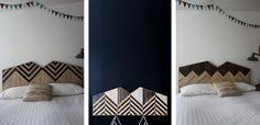 Ariele Alasko / Brooklyn to West.   Brooklyn designer rescues landfilled wood for stylish geometric furniture