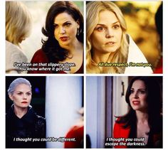 Awesome Regina and Emma (Lana and Jen) #Storybrooke Maine in the awesome Once S5 E5 #Dreamcatcher airs Sunday 10-25-15