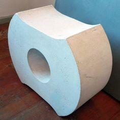 Owl Seat Stonecast