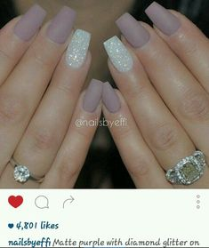 Beautiful Nails for a wedding