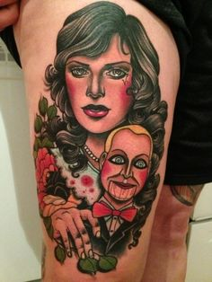 High quality inspiration by Annie Frenzel. For more tattoo culture check out somequalitymeat.com
