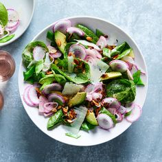 New Recipes, Salad Recipes, Healthy Recipes, Recipies, Dairy Free Eggs, Spring Salad, Ripe Avocado, Clean Eating, Eating Well