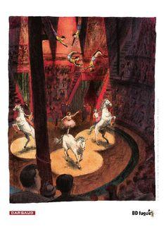 Ex-libris BD fugue pour la sortie de Pablo tome 2 chez Dargaud. Dessin de Clément Oubrerie. #Dargaud #BD #Picasso