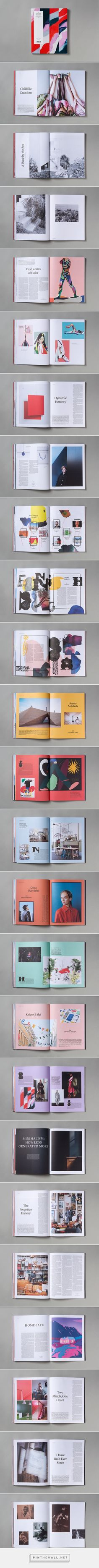 A New Type of Imprint VOL. 9 on Behance - created via https://pinthemall.net