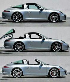 Porche 911 Targa!